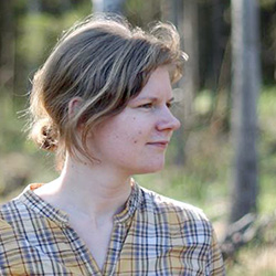 Marta Baumane - Wetland expert & PR coordinator Lettland