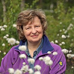 Mara Pakalne - Mire Expert for Latvia