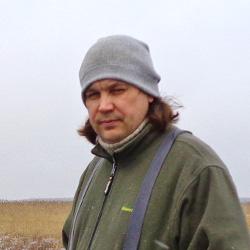Robert Silins - Engure See Nationalpark Koordinator.